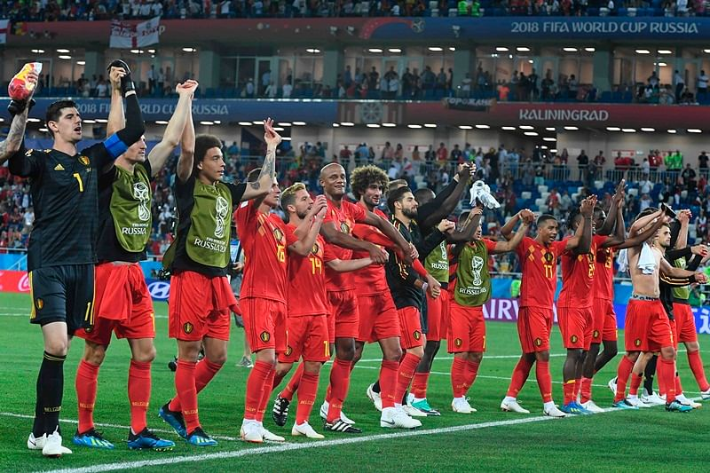 FIFA World Cup 2018: Belgium dethrones England to top Group G, qualifies for pre-quarterfinals