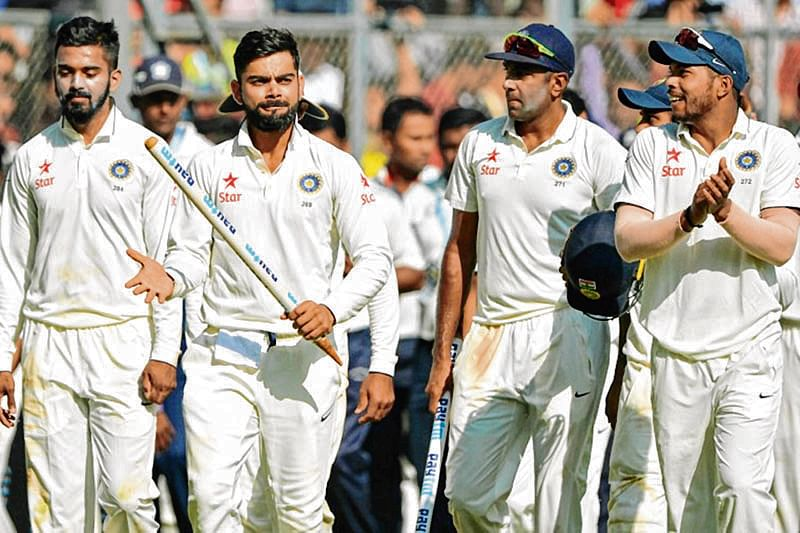 World Test C'ship: India to start with Windies tour
