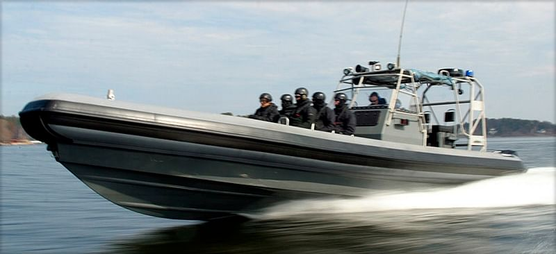 Coast Guard interceptor boat commissioned