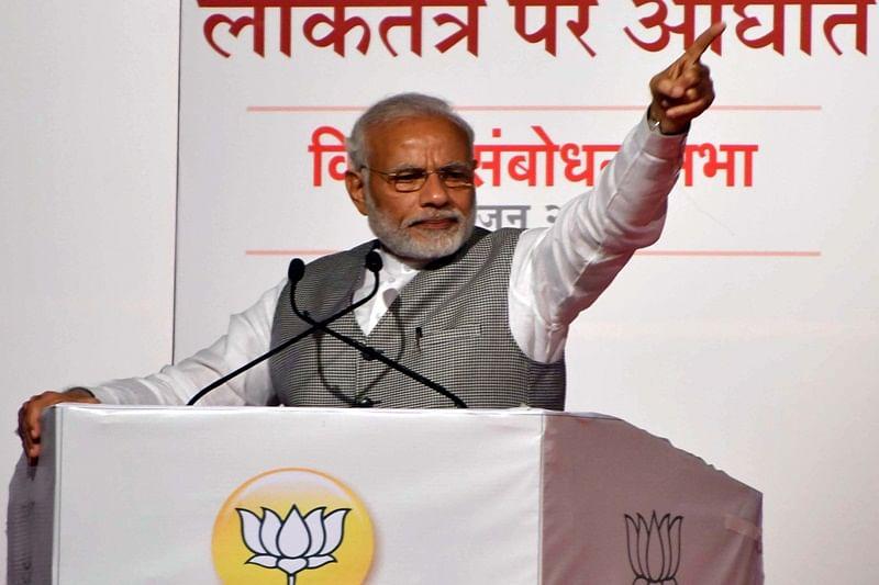 Mumbaikars face bumper-to-bumper traffic as PM Narendra Modi's convoy passes by