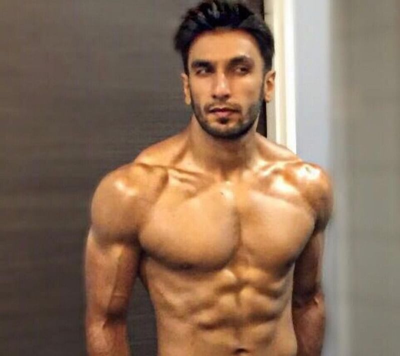Ranveer Singh's transformation for 'Simmba' will make you hit the gym right now, see pic