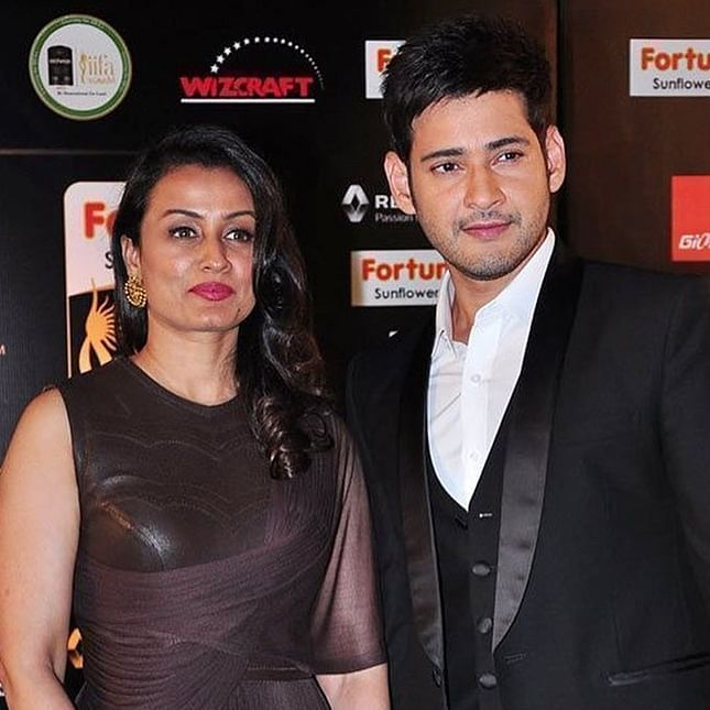 Mahesh Babu reveals his crush for wife Namrata Shirodkar before marriage