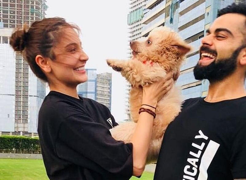 Anushka Sharma showers love on hubby Virat says, 'I'm married to the greatest man in the world'