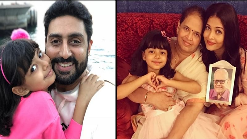 Father's Day 2018: Abhishek, Aishwarya's adorable post featuring daughter Aaradhya will melt your heart