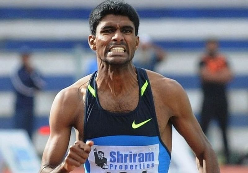 India's Jinson Johnson snaps 42-year 800m national record
