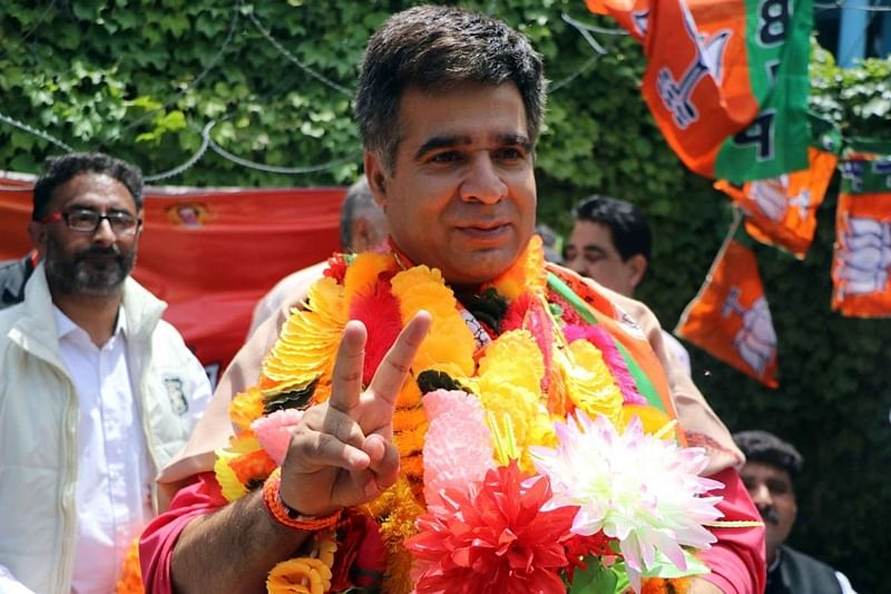 BJP's state President of Jammu and Kashmir Ravinder Raina claims getting threats from Pakistan