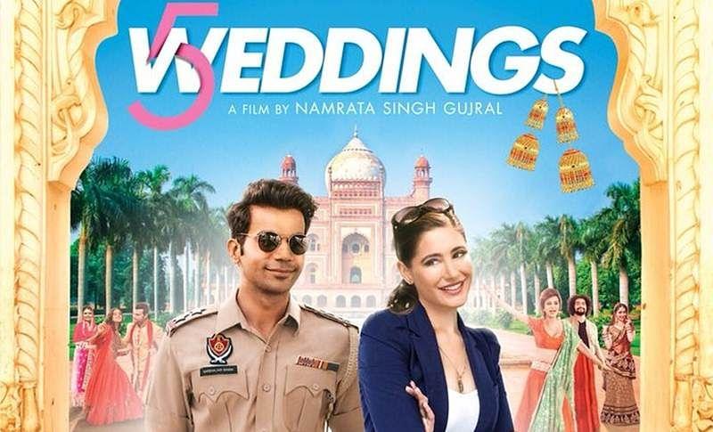 Rajkummar Rao, Nargis Fakhri's '5 Weddings' gets new release date