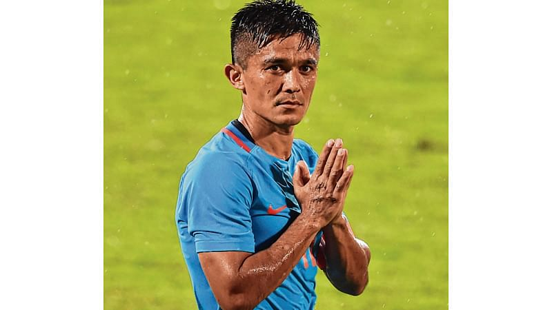 Sunil Chhetri aims to qualify for AFC Asian Cup China 2023