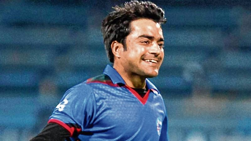 Rashid takes four to help Afghan win series vs B'desh