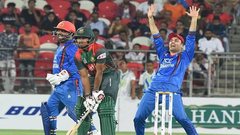 Rashid Khan helps Afghanistan complete 3-0 rout of Bangladesh