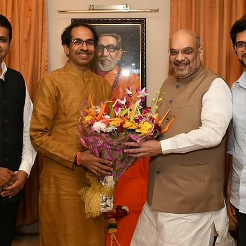 Why did Shiv Sena snap ties with ideological ally BJP?