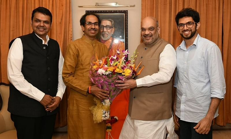 Maharashtra: Amit Shah, Uddhav Thackeray to address rallies in Amravati on Friday