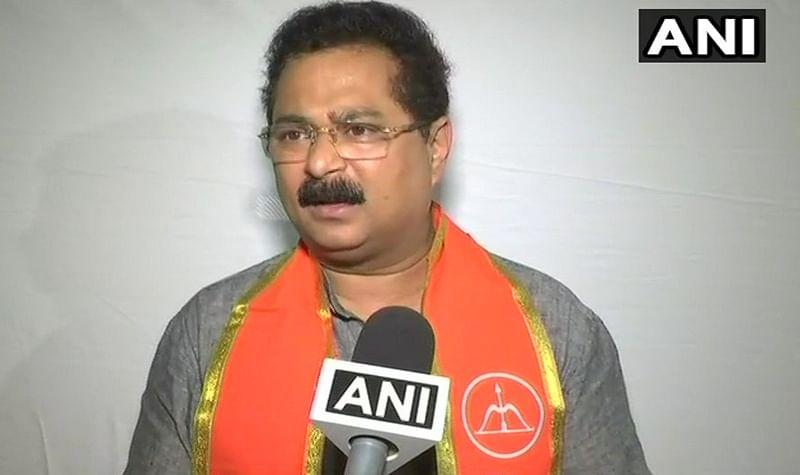 Maharashtra government accords MoS status to Siddhivinayak temple trust chairman Adesh Bandekar