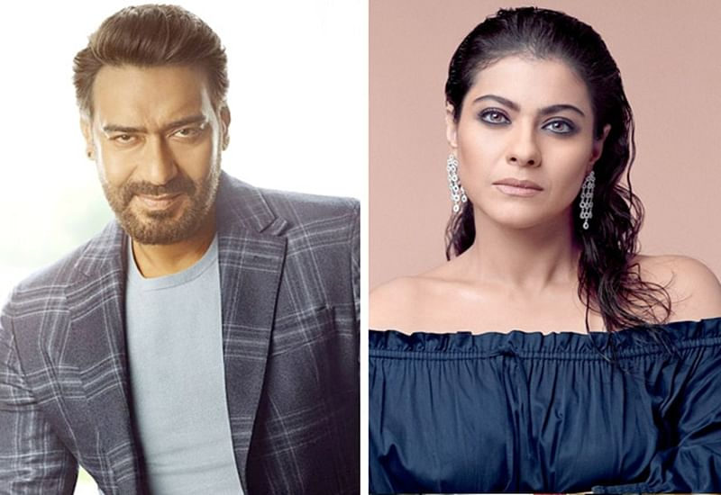 After Ajay Devgn's naughty prank on Twitter, Kajol says 'no entry' at home