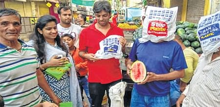 Ujjain: Anti-plastic campaign launched