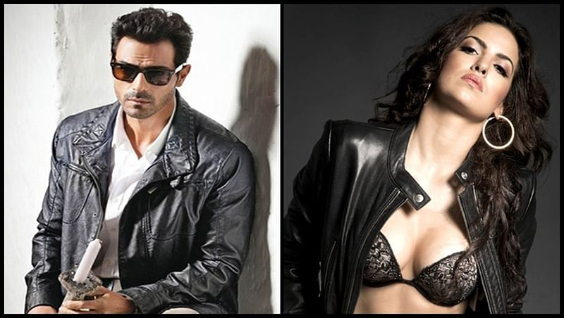 Post-separation with Mehr Jesia, Arjun Rampal reacts to alleged link-up reports with Natasa Stankovic
