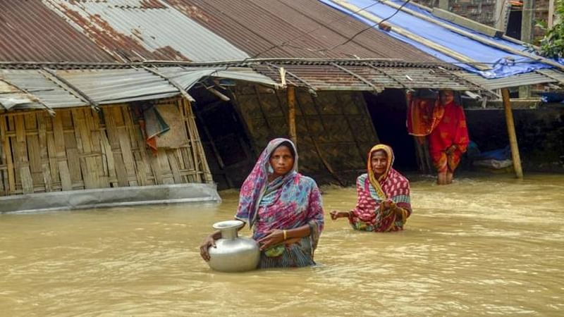 Assam flood situation worsens, death toll reaches 20: District Disaster Management Authority
