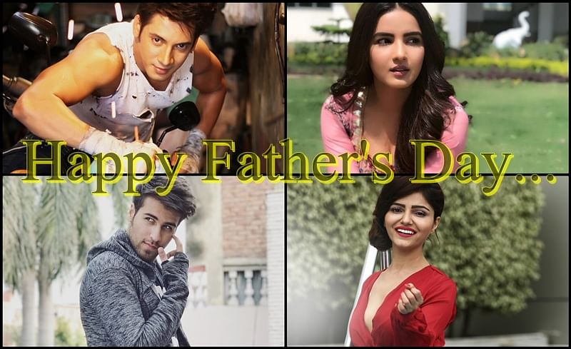 Father's Day 2018: Rubina Dilaik to Harshad Chopra, actors admire their beloved fathers