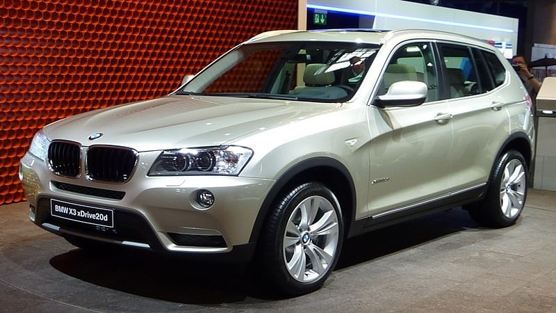 BMW India launches petrol variant of new X3 priced at Rs. 56.9 lakh