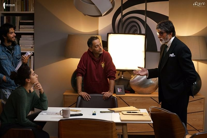 Shah Rukh Khan's Red Chillies Ent and Azure Entertainment come together for Sujoy Ghosh's Badla
