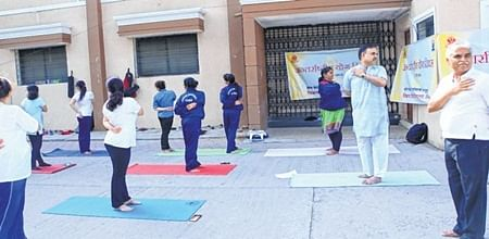 Ujjain: City to celebrate International Yoga Day with zeal, VU students gear up for June 21