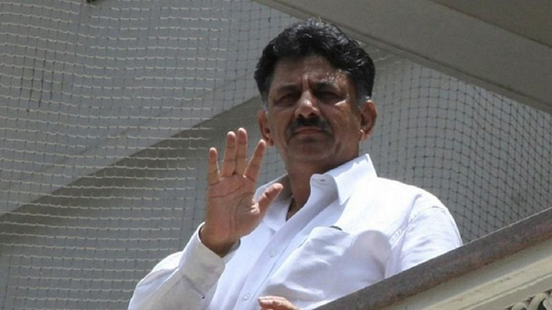 Congress saviour DK Shivakumar summoned by IT department for ferrying hawala cash to AICC