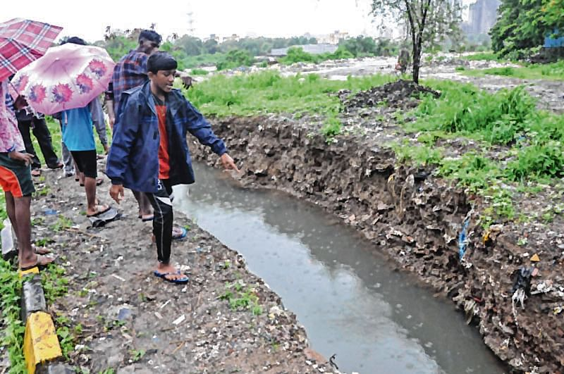 Mumbai Rains: 2 boys lose life by drowning in Kalwa, Malad