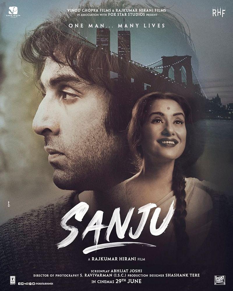 'Sanju': Manisha Koirala as Nargis Dutt will remind you the vintage black and white era