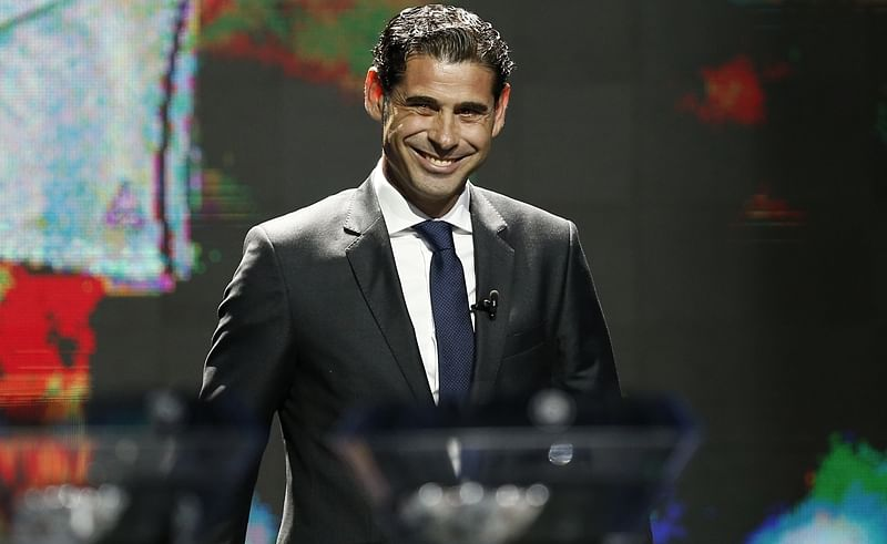 FIFA World Cup 2018: Spain name Fernando Hierro as coach after Lopetegui's shocking dismissal