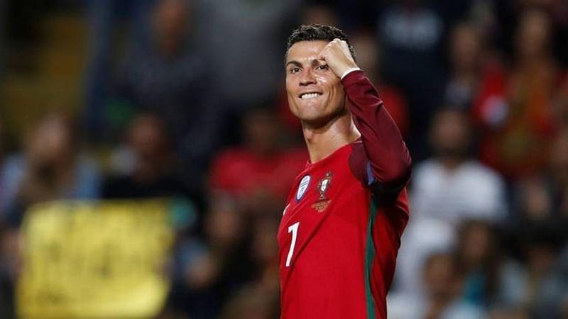 Cristiano Ronaldo ice-cream and pizza: Ronaldo mania is in full swing