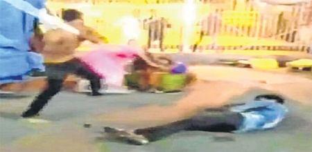 Ujjain: Violent conflict outside Mahakaleshwar Temple