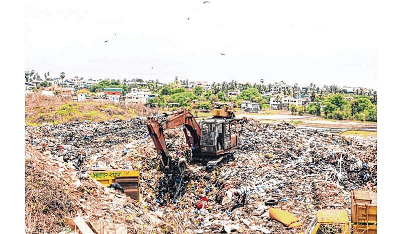 MBMC on garbage decentralisation mission; 10 spots for mini waste-to-power plants identified