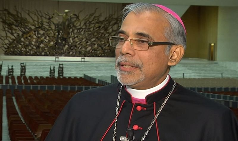 Constitution in danger, many people living in an atmosphere of insecurity: Goa-Daman archbishop Filipe Neri Ferrao