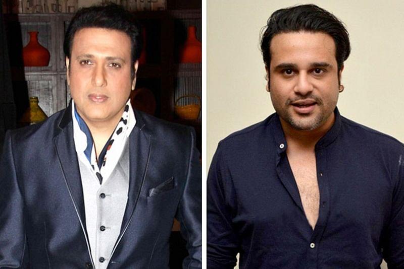 Family feud:Govinda and nephew Krushna Abhishek's relationship turns murkier