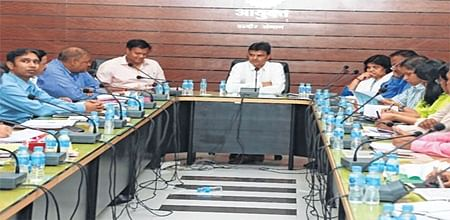 Indore: Government lays stress on unorganised workers' welfare