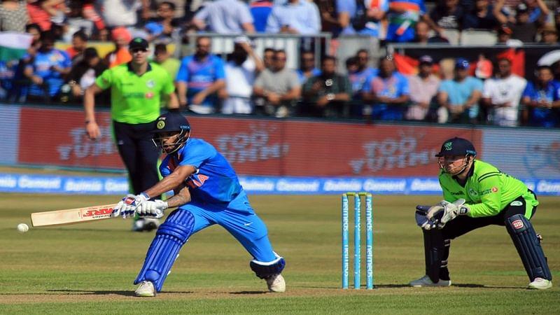 India vs Ireland: Indian openers smash half-centuries to thrash Ireland by 76 runs in opening T20