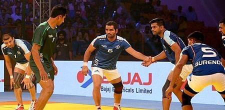 Kabaddi Masters: India thrash lackluster Pakistan to enter semis