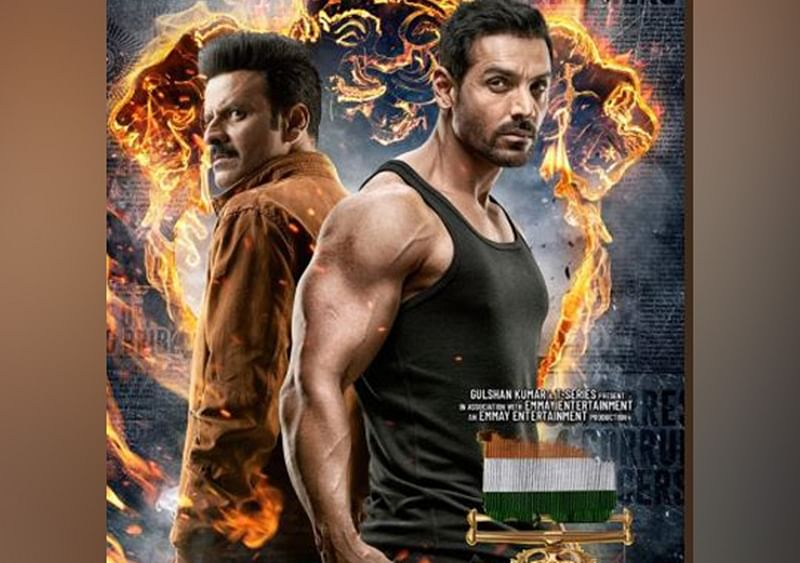 Satyamev Jayate: John Abraham releases three new posters of his patriotic suspense thriller; See pics