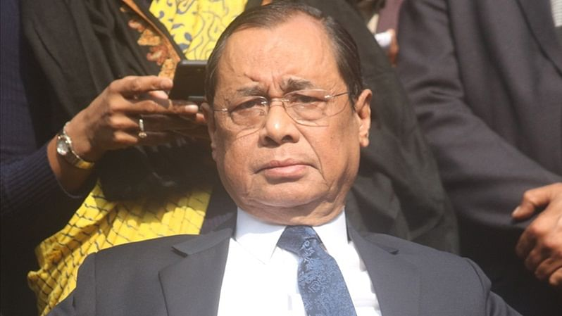 Outgoing CJI Gogoi declines requests for press interviews