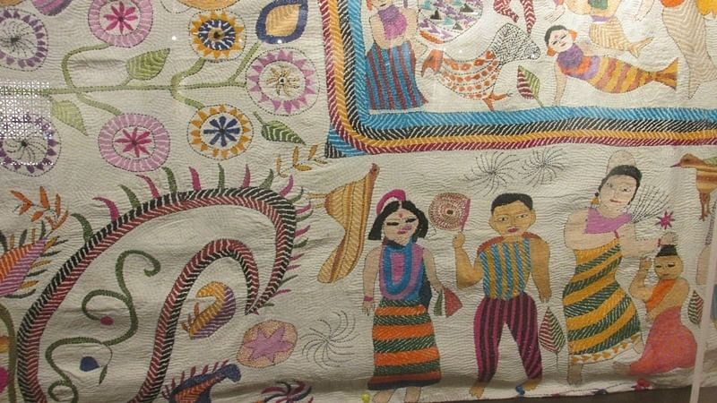 Stitching stories: The journey of kantha stitch has been an incredible one