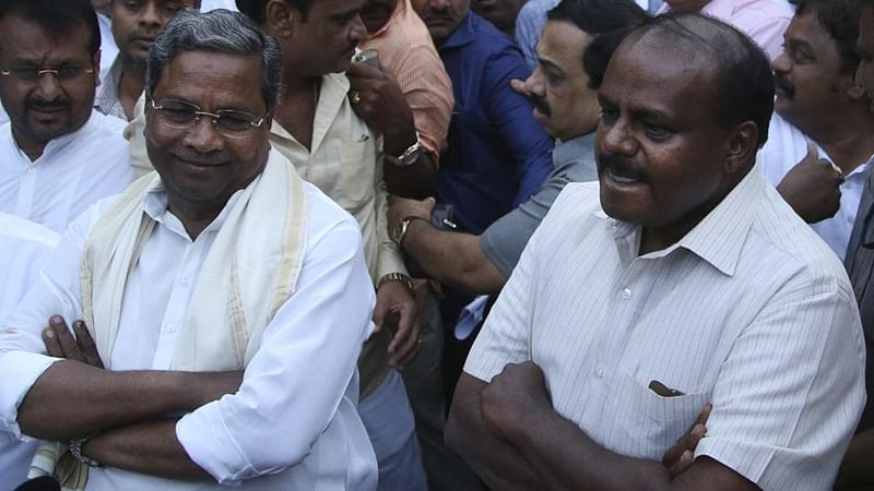 Siddaramaiah, Kumaraswamy engage in verbal tussle ahead of bypolls