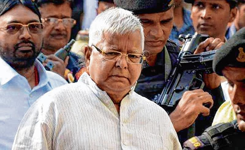 Rahul Gandhi should continue to lead Congress: Lalu Prasad