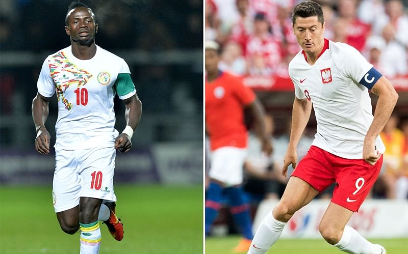 FIFA World Cup 2018, Poland vs Senegal: Lewandowski, Mane face-off in mouthwatering encounter