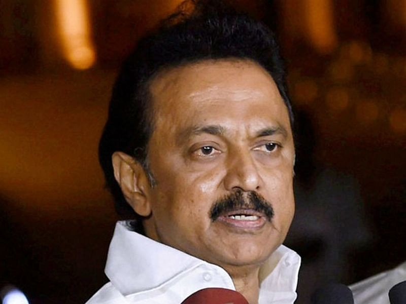 With no tall leaders, MK Stalin ends campaign