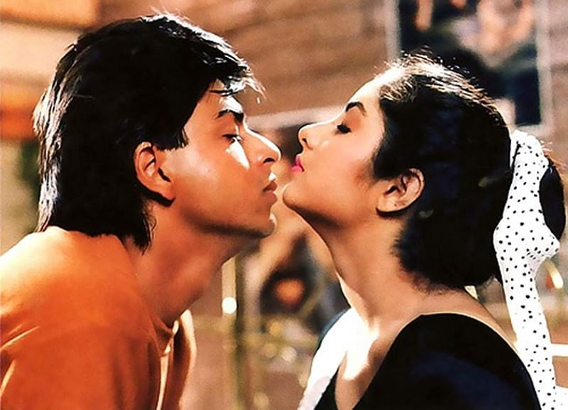 On this day in Bollywood: 26 years of Shah Rukh Khan's epic debut in 'Deewana'
