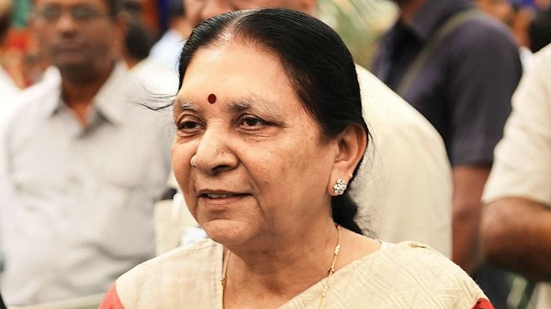 Anandiben Patel takes oath as Madhya Pradesh governor