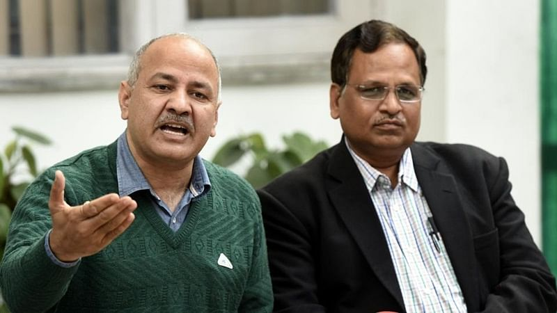 Delhi Dy CM Manish Sisodia, Satyendar Jain discharged from hospital