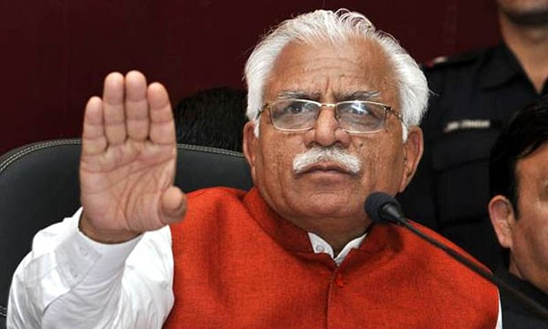 Haryana government asks officials to be courteous to lawmakers