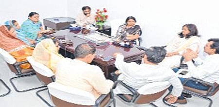 Ujjain: Complete renovation work at crematorium, Mayor tells officers