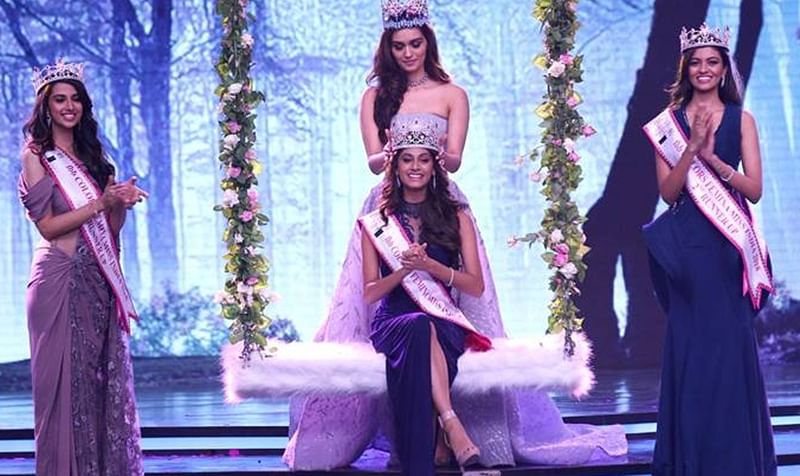 Will work towards keeping Miss World crown home: Miss India winner Anukreethy Vas
